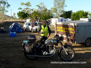 Keith ready to leave Cloncurry