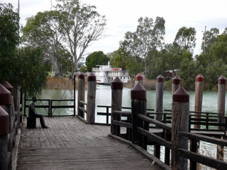 Wentworth Port on the Darling